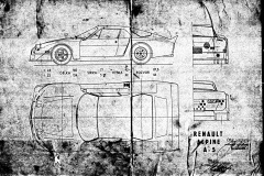 Renault Alpine plán